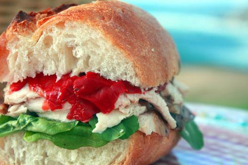 Gourmet Chicken Sandwiches